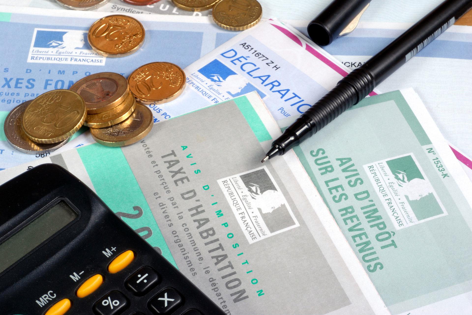 Déclarer vos impôts : Quand Comment et Combien ?
