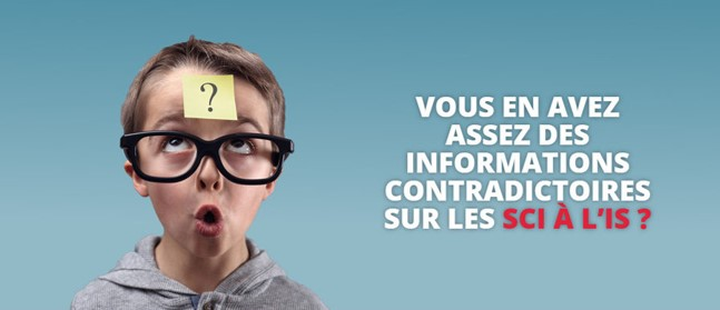 Les contradictions de la SCI à l'IS